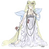 Neo-Queen Serenity, the object of Diamond's desire.