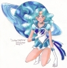 Sailor Neptune by Sakura