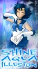 Shine Aqua Illusion - Sailor Mercury Fanart!