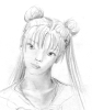 Usagi, just a sketch.